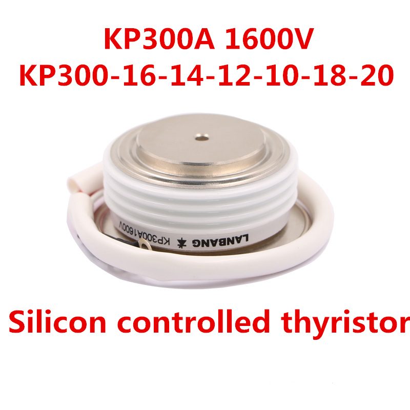 Fast Free Ship Silicon controlled thyristor KP300A 1600V KP300 16 14 12 10 18 20 triode thyristor