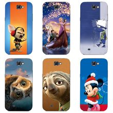 ForSamsung Galaxy Note 2 II N7100 Housing Cover N7105 Note2 7100 Case Special Soft Silicone Cover Shell Vogue Bag Design Cover(China)