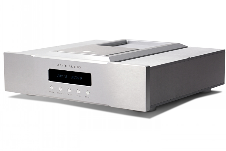 Music Hall Latest Hi-End Jay's Audio CDT-2 New CD Turntable HiFi CD Transport CDpro2-LF Movement Silver orange cr120h