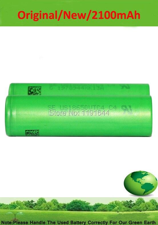 Бесплатная доставка! 4 шт./лот 100% оригинальный 3,6 В 18650 US18650 VTC4 2100 мАч 30A разряд электронная сигарета батарея для Sony|battery a|battery for sonybattery for | АлиЭкспресс