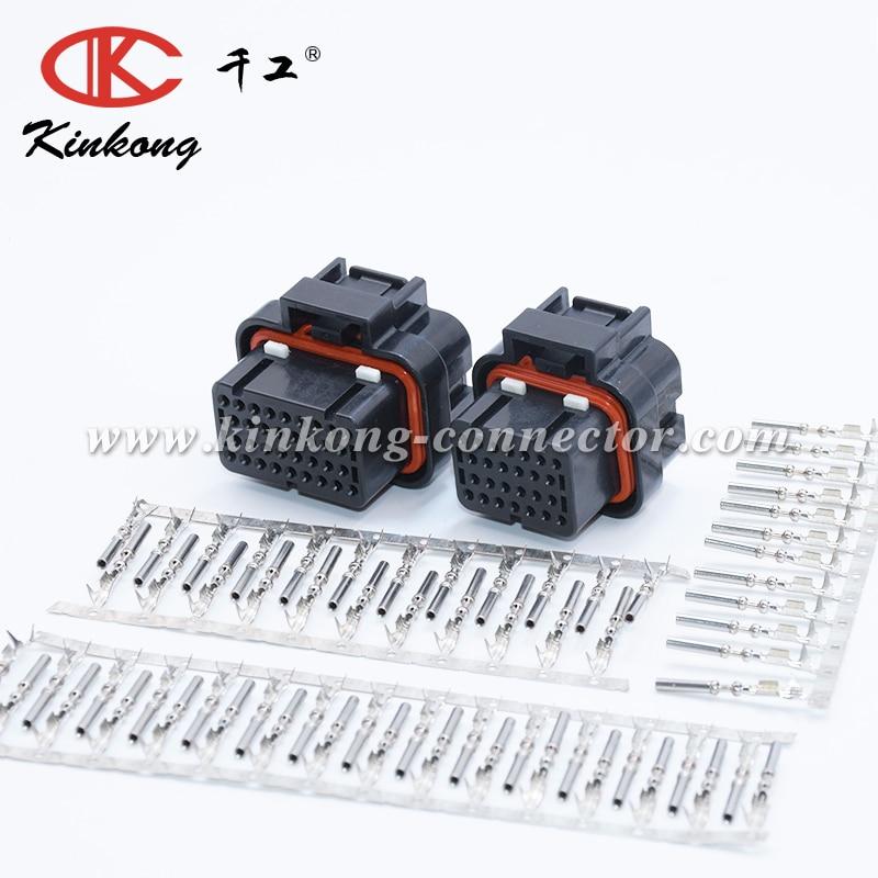 High quality wireharness Motec/Haltech ECU 34 PIN Female DTA S60