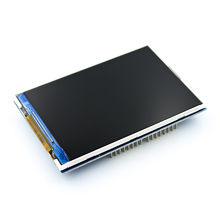 "Shippping חינם! 10 יח\חבילה LCD מודול 3.5 אינץ TFT LCD מסך 3.5 ""UNO R3 לוח ותמיכה מגה 2560 R3"