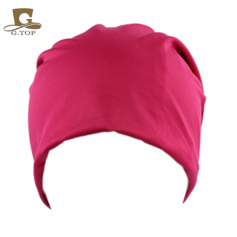 2016 New Two Use Magic Hat beanies muffler scarf dual-use fashion hat cotton cap covering cap turban beanie hats for women