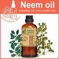 Aceites base 100% vegetal puro chinaberry aceite 100 ml prensado En Frío de aceite de neem Matar parásitos, eliminar los ácaros, las espinillas del acné Reparación calma