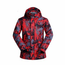 2017 Winter Waterproof Outdoor Colorful Skiing Clothes Suit Men Ski clothing jacket Thermal Snowboard Jackets Climbing Snow 2017 new brand ski jacket men waterproof thermal winter climbing snow jacket coat for outdoor mountain skiing snowboard jackets