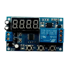 цена на DC5/12/24V Infinite Loop Timing Switch Controller / Delay On/Off Power On Delay Time Relay