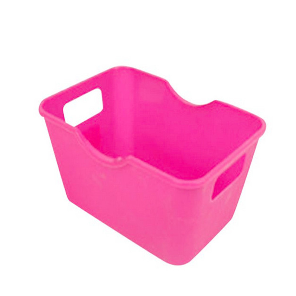 Women Housekeeping Plastic Office Desktop Storage Boxes Makeup Organizer Storage Box