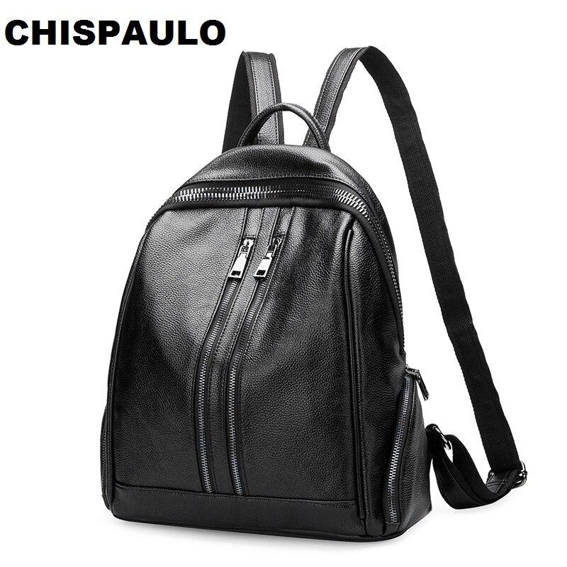Luxury Brand Designer Women Genuine Leather Kanken Backpacks For Teenage Girls Large Capacity Casual School Shoulder Bags N016