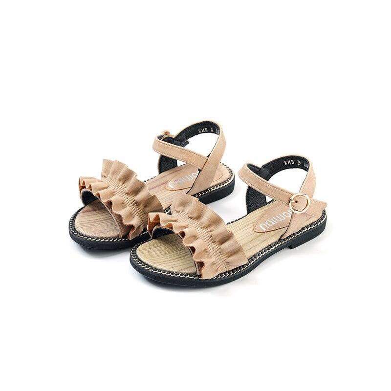2018 Marque Chaussures Noir Enfants Toddler Zaizaile Été Cuir En Pu mnOvNw0y8