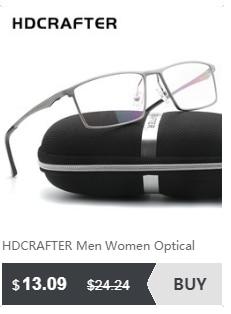 845a7ab006e65 HDCRAFTER Men s Metal Eyewear Frames Unisex High Quality Men Reading  Optical Eyewear Frames Unisex Computer ...
