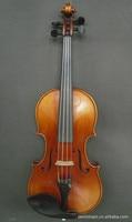 Hot Sale Professional Violin Antique Maple Natural Handmade Violin Professional Grading Violin Musical Instrument Case Bow