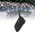 2017 No Press Button Talk V6 1200M BT3.0 Siri Voice Control 120KM/H DSP Handsfree Full Duplex Motorcycle BT Interphone