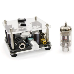 Image 3 - Bravo Audio V2 Valvola di Classe A Tubo Amplificatore Per Cuffie 12AU7