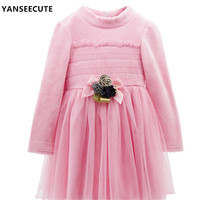 Girls Dress Autumn Dress Girl For Kids Fashion Baby Princess Dresses For Girls Children S Clothing