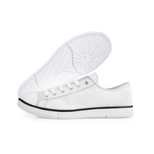 Women Fashion Low Canvas Shoes