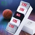 Bi Zhu 2016 Nuevos Calcetines de Algodón Desodorante de Fibra de Bambú de Los Hombres Calcetines Suave Amortiguación Antideslizante Calcetines Masculinos