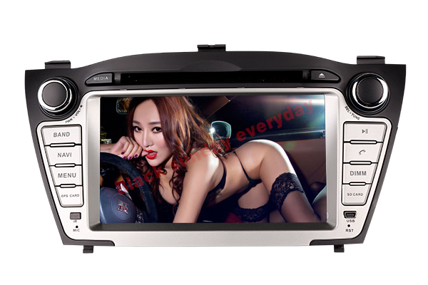 ROM 16G 1024 600 Quad Core Android 4 4 4 Fit Hyundai TOCSON ix35 Tucson ix