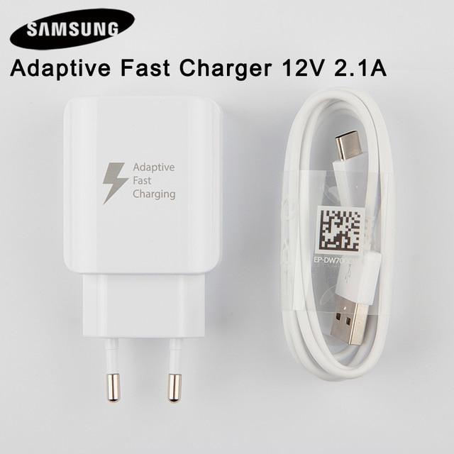 Original Tablet cargador rápido EP-TA330 para Samsung Galaxy Tab S3 TabPro S SM-W700N Tab A 10,1 T580N Tab S T805C t800 T350 T710 S2
