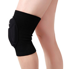 1 PCS Thickening Football Volleyball Extreme Sports knee pads brace support Protect Cycling Knee Protector Kneepad ginocchiere