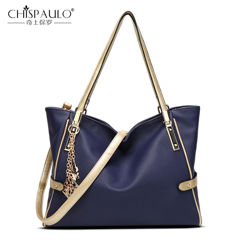 2017 New Famous Brand Handbags Fashion Leather Women Shoulder Bag Large capacity Lady Casual Tote Luxury women bags designer genuine leather bucket bag fashion famous brands luxury women real leather casual handbags large capacity shoulder bags 2017 new