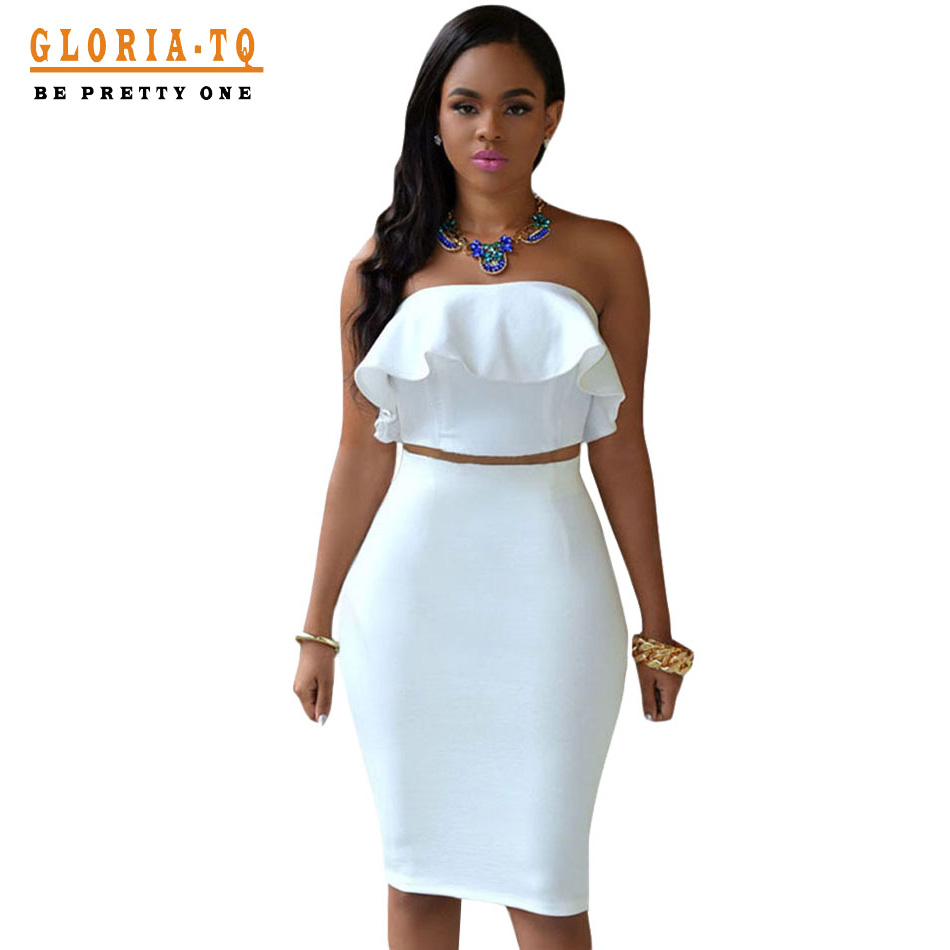 Online Buy Wholesale white party outfits women from China white party outfits women Wholesalers ...