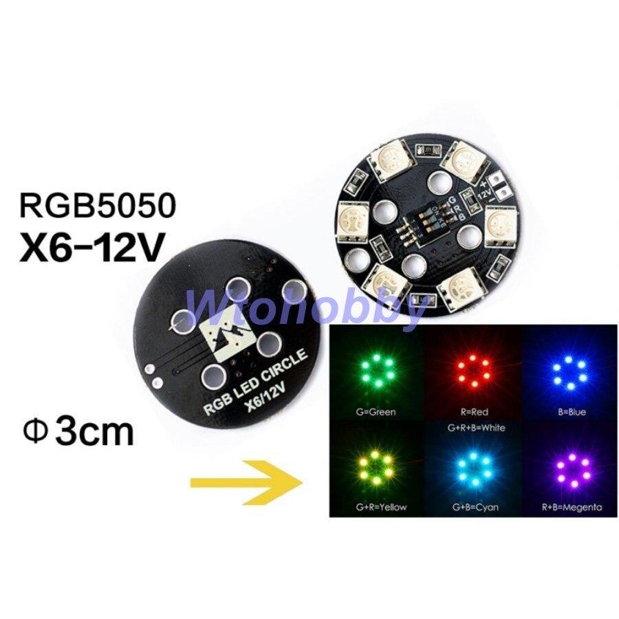 Arduino RGB LED Spinning Night Light Part 1 - Tinker