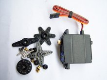 F16687 HDKJ D3609S 60G High Torque 9kg . Metal Gear Digital Servo 180 Degree Rotation for DIY RC Plane Car Truck Robot Gimbal