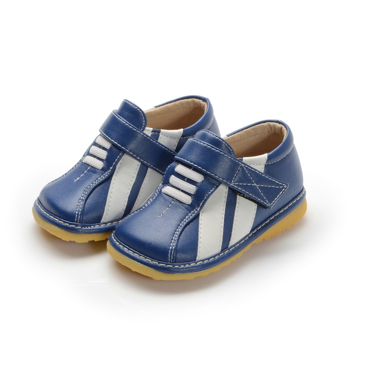 Free Shipping Reail Wholesale Baby Boy Squeaky Shoes-in ...