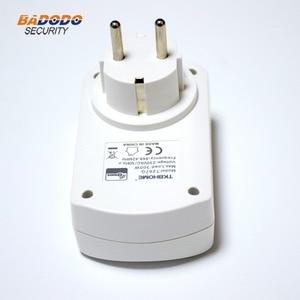 Image 5 - מחיר חיסול Z גל אור דימר כוח תקע שקע TKBHOME TZ67A 921.42MHZ TZ67U 908.42MHZ TZ67C TZ67E TZ67F TZ67G EU868.42