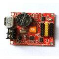 Хорошее качество P10 открытый дисплей платы управления huidu HD-U61 для главе кабинета открытый p10