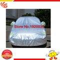 Car styling UNIVERSAL Anti UV RAIN Styling Sunshade Heat Protection Dustproof OUTDOOR FULL CAR COVER
