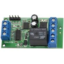 2 In 1 Rs232 & Ttl232 Serial Port Relay Pc Usb Mcu Plc Uart Switch Module Board(China)