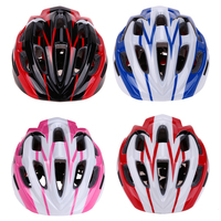 Professional Road Bike Bicycle Cycling Safety Helmet Lightweight One Piece Kids Protective MTB Safety Cycling Helmet