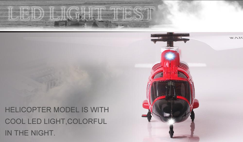 ヘリコプター ヘリコプターリモートコントロール 攻撃海兵 S111G 4