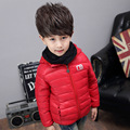 2016 new winter boys' and girls' winter coat padded children coat outwear children clothing