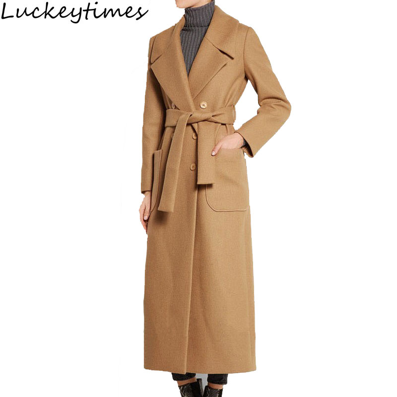 Popular Ladies Camel Coat-Buy Cheap Ladies Camel Coat lots from ...