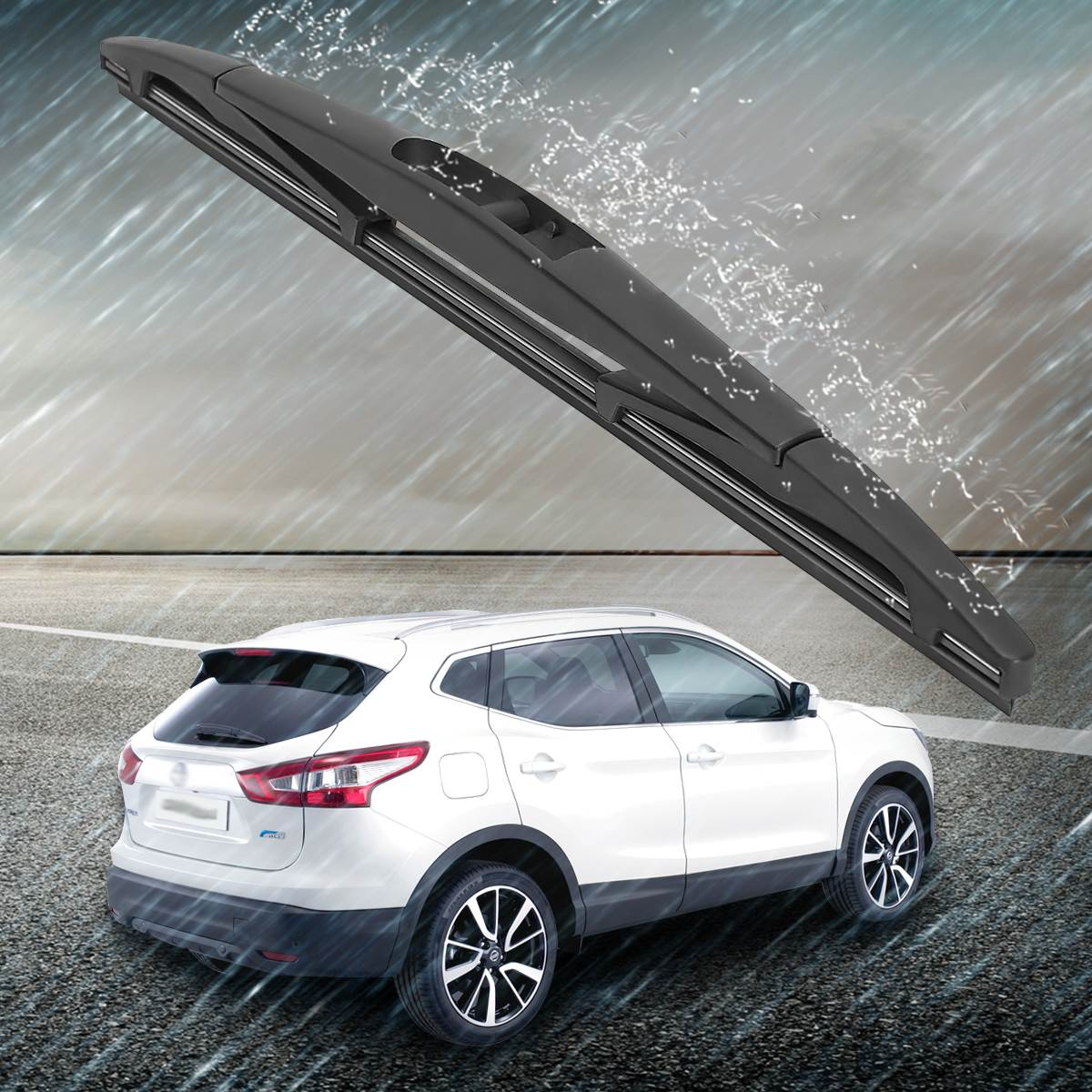 New Rear Windshield Frame Wiper Blade For Nissan Pathfinder Xterra Murano MDX ...