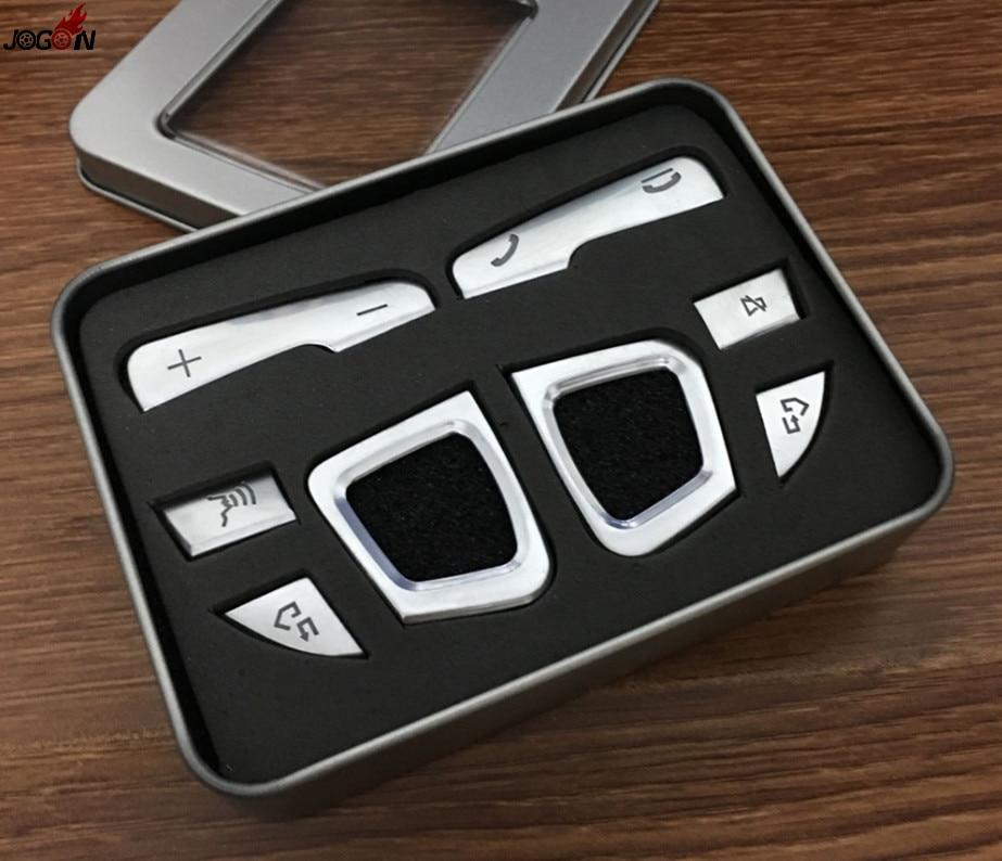 цена на Steering Wheel Button Panel Cover Trim For Mercedes Benz E Class W213 E200 E250 E300 E400 E500 E550 2017