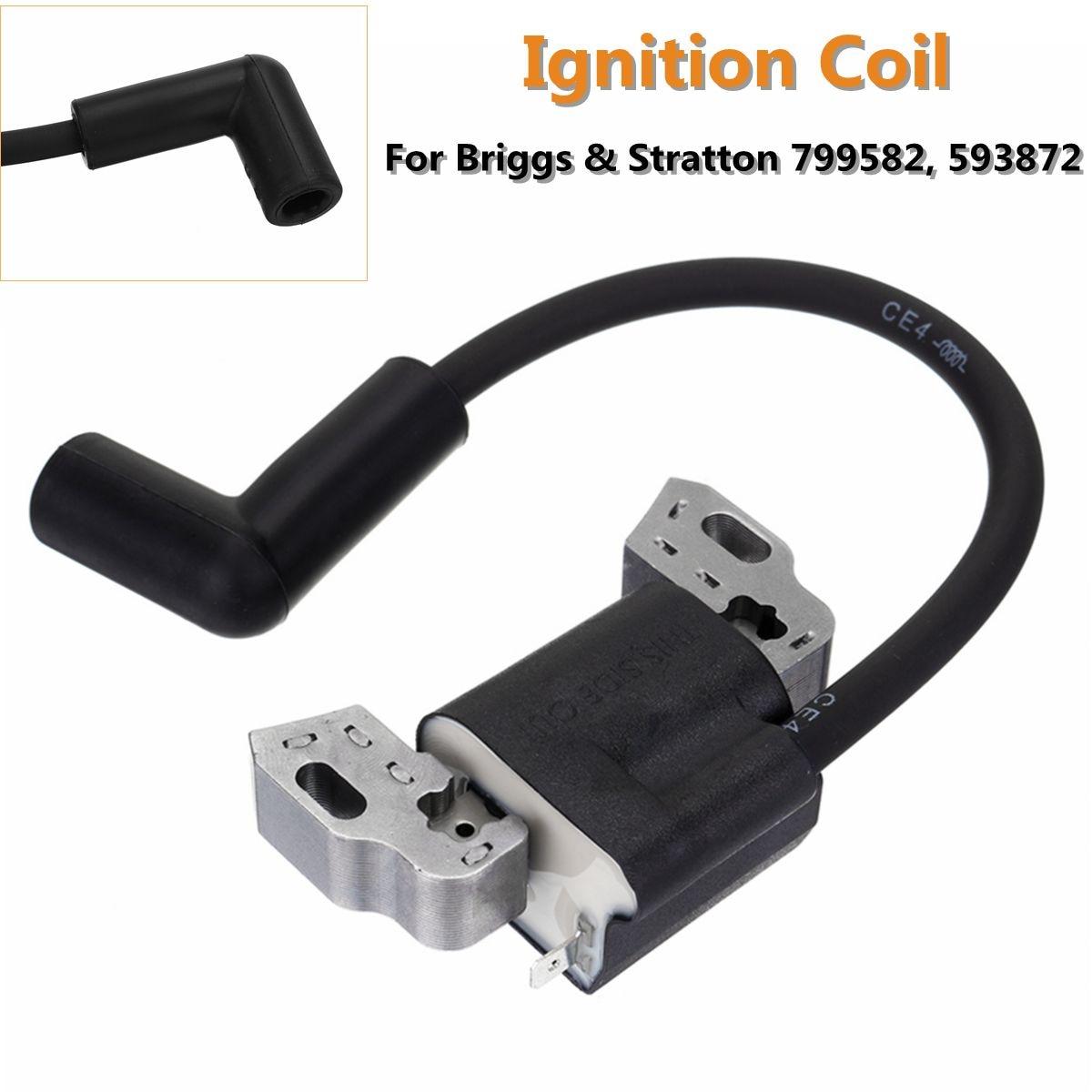 Ignition Coil 798534 799582 593872 For Briggs Stratton