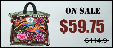 Ethnic Embroidered Bag 5
