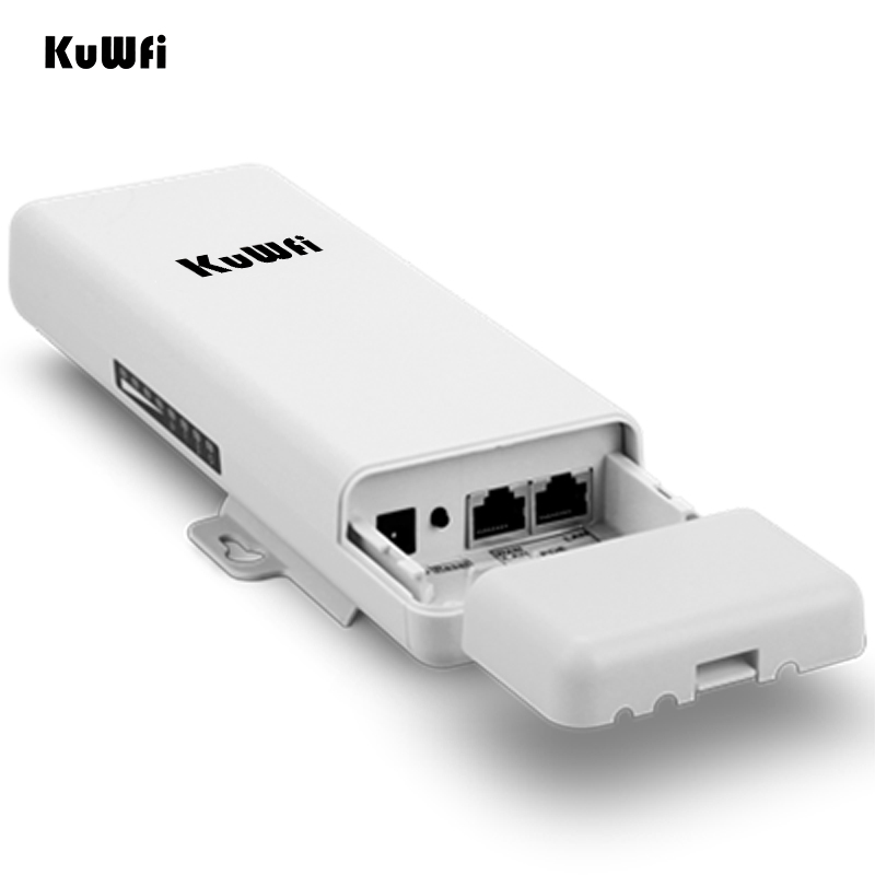 Image 4 - 2Km Long Range Wireless Outdoor CPE WIFI Router 5.8Ghz 450Mbps WIFI Repeater Extender Outdoor AP Router AP Bridge Client Router