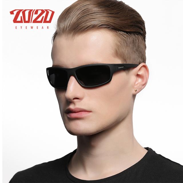 20/20 Optical Brand 2017 Polarized Sunglasses Men Fashion Male Eyewear Sun Glasses Travel Oculos Gafas De Sol