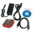 888U3 Alta Velocidad USB 3.0 A SATA IDE 2.5 Pulgadas Cable de 3.5 Pulgadas Controlador de Disco Duro Adaptador Convertidor de Enchufe de EE.UU. tipo