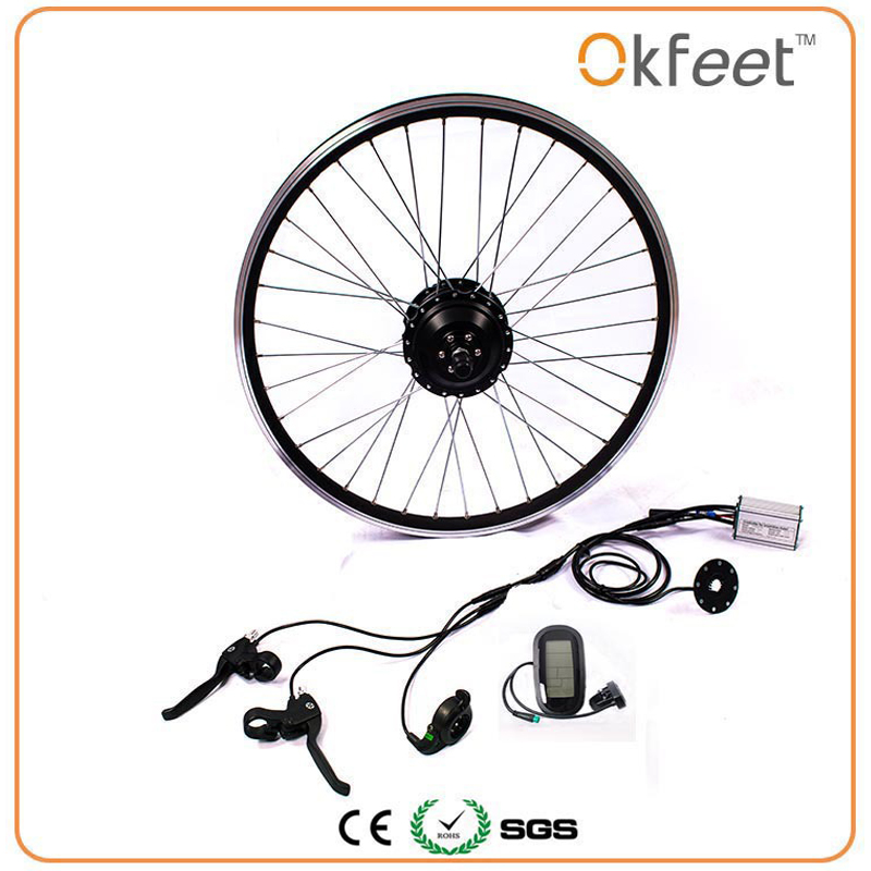 36V 350W ebike kit Electric bike conversion kit motor MXUS brand without battery LED LCD display
