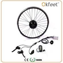 36 В 350 Вт ebike комплект Электрический велосипед conversion kit двигателя MXUS Марка без батареи светодио дный ЖК-дисплей дисплей дополнительно 16/20/24/26/28 g350f