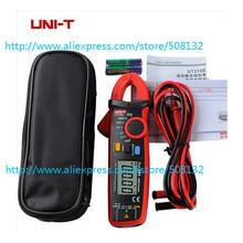 UNI-T UT210E UT-210E True RMS AC/DC ток мини-клещи w/Емкость Тестер Цифровой наземный мультиметр Мегаомметр