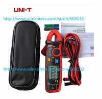 UNI-T UT210E UT-210E True RMS AC/DC Strom Mini Clamp Meter w/Kapazität Tester Digital Earth Boden Multimeter megohmmeter