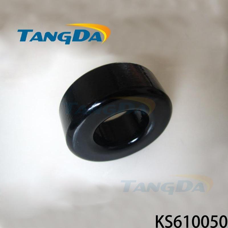 цены  Tangda sendust FeSiAl KOOL MU toroidal cores 63*32*25 mm KS610050