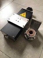 Nema23 motor paso a paso eje Z carrera de trabajo 130mm para máquina de corte por plasma de escritorio