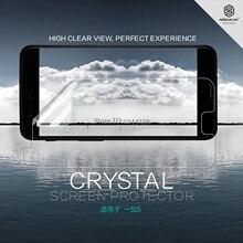 2 шт. OnePlus 5 Защитная пленка Nillkin КРИСТАЛЛ Super Clear Защитная пленка для один плюс 5 A5000 с розничной упаковке